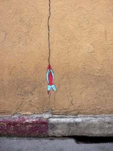 graffitti spider man