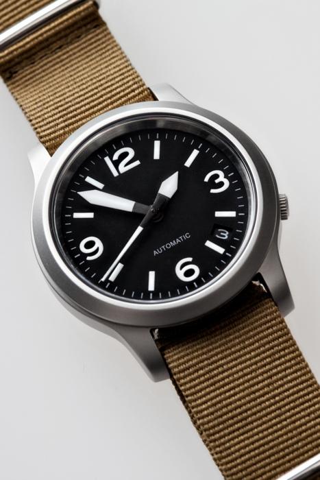 Seiko Military Custom
