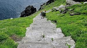 skellig stairs